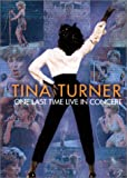 echange, troc Tina Turner : One Last Time Live In Concert