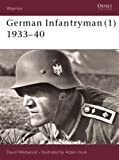 German Infantryman (1) 1933-40 (Warrior)