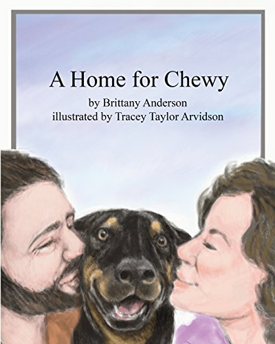 A Home for Chewy [Anderson, Brittany] (Tapa Blanda)
