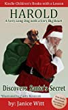 Children's Christmas Books: Harold - Discovers Santa's Secret (Includes Free Audio Download) (Harold - Dog Books for Kids)