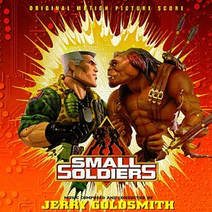 Amazon.com: Small Soldiers: Original Motion Picture Score: Jerry ...