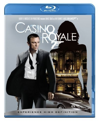 James Bond - Casino Royale [Blu-ray] [Import allemand]