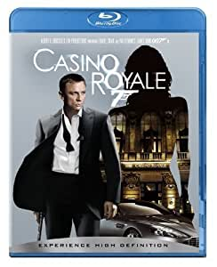 James Bond - Casino Royale [Alemania] [Blu-ray]