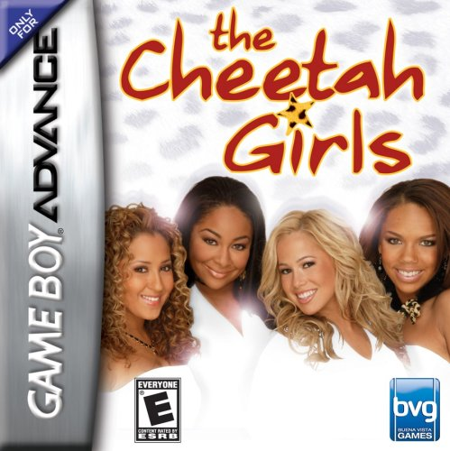 The Cheetah Girls - Game Boy Advance (Disney Gameboy Advance Games compare prices)