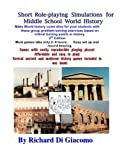 img - for Short Role-playing Simulations for Middle School World History book / textbook / text book