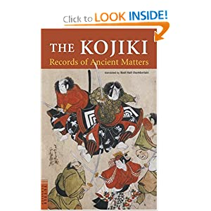 Amazon.com: The Kojiki: Records of Ancient Matters (Tuttle ...