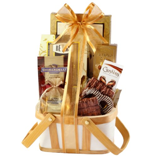 Broadway Basketeers Happy Birthday Chocolate