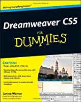 Dreamweaver CS5 For Dummies Front Cover