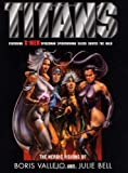 img - for Titans: The Heroic Visions of Boris Vallejo and Julie Bell book / textbook / text book