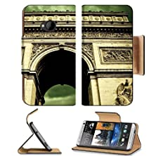 buy Angels Paris Clouds France Arc De Skies Htc One M7 Flip Cover Case With Card Holder Customized Made To Order Support Ready Premium Deluxe Pu Leather 5 11/16 Inch (145Mm) X 2 15/16 Inch (75Mm) X 9/16 Inch (14Mm) Msd Htc One Professional Cases Accessories O