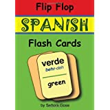 Flip Flop Spanish Flash Cards: Verde (Cards) ~ Se�ora Gose