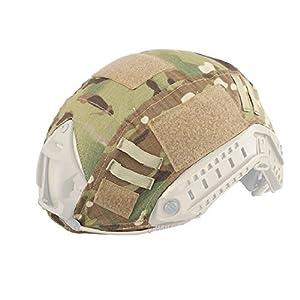 OneTigris Le couvre du casque Tactique Le couvre-casque Militaire pour Airsoft Paintball Seulement une couverture sans casque