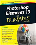 img - for Photoshop Elements 13 For Dummies (For Dummies Series) by Barbara Obermeier (2014-10-14) book / textbook / text book