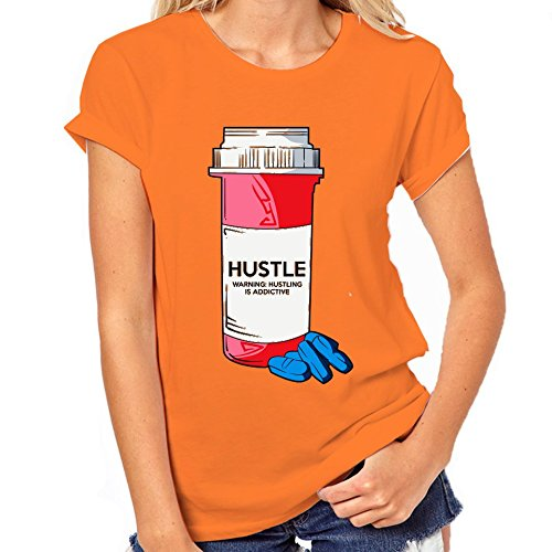 Hustle Pills Womens Classic T-Shirt XX-Large