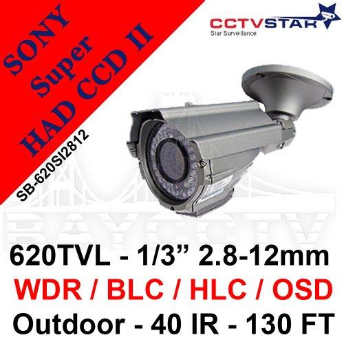 CCTVSTAR SB-620SI2812 620TVL 1/3