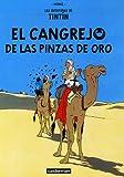 echange, troc Hergé - Aventuras de tintin, el cangrejo de las pinzas de oro
