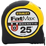 STANLEY FMHT33865 Fatmax True Zero Magnetic 25-Feet Tape