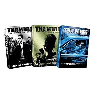 The Wire - The Complete First Three Seasons movie