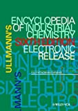img - for Ullmann's Encyclopedia of Industrial Chemistry Sixth Edition, Electronic Release book / textbook / text book