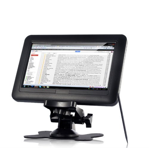 Portable 7 Inch Usb Powered Touchscreen Monitor