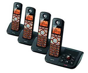 Motorola DECT 6.0 Cordless Digital Home Phone