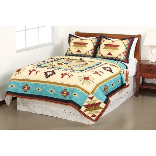 Western Bedding Quilts front-343843