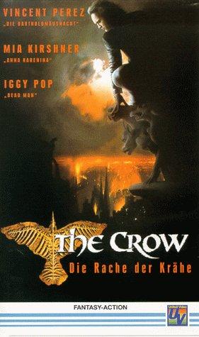 The Crow - Die Rache der Krähe [VHS]