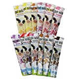 Got Milk Magic Milk Straws - Ultimate Variety Pack - 12 Different Flavored Official Got Milk Magic Straw Packs (6 Straws Per Pack) - Chocolate, Strawberry, Cookies N Cream, Vanilla, Banana Strawberry, Cotton Candy, Wild Berry, Orange Cream, Banana Cream, Cinnamon Roll, Neopolitan, Chocolate Candy