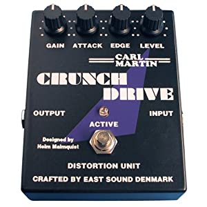 Fantastic deal on a Carl Martin Crunch Drive