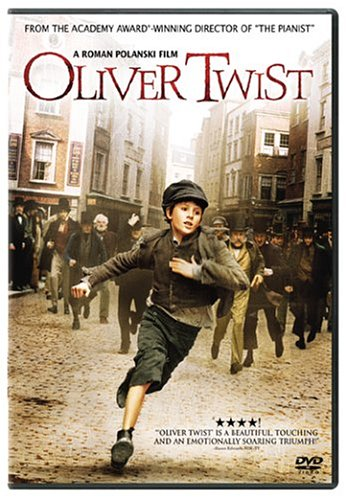 Cover art for  Oliver Twist (2005)