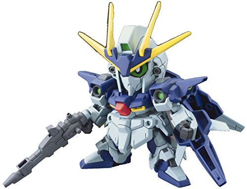 "Bandai Hobby SD Lightning Gundam ""Build Fighters"" Action Figure - 1"
