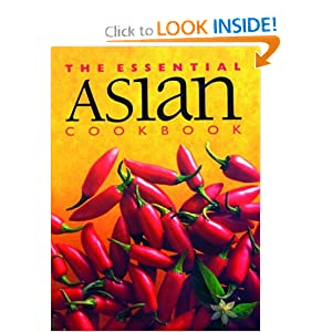 The Essential Asian Cookbook (Essential Cookbooks Series)