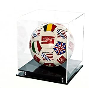 Clear Acrylic Football Display Case