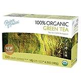 Prince of Peace Organic Green Tea 100 Tea Bags (Tamaño: 100 Tea Bags)