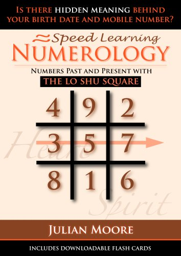 Julian Moore - Numerology - Numbers Past And Present With The Lo Shu Square (Speed Learning Book 5) (English Edition)