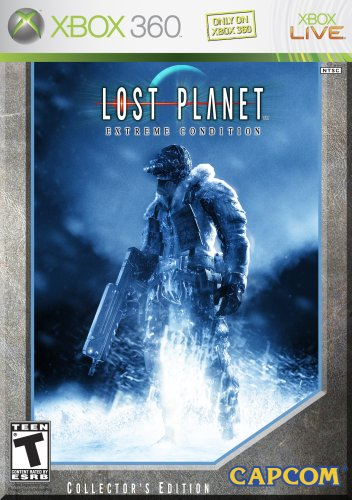 Lost Planet: Extreme Condition Collector'S Edition (Amazon.Com Exclusive Cell Included) -Xbox 360 front-318224