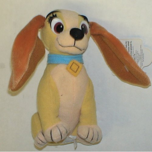 Disney Lady and the Tramp Bean Bag Plush Doll - 1