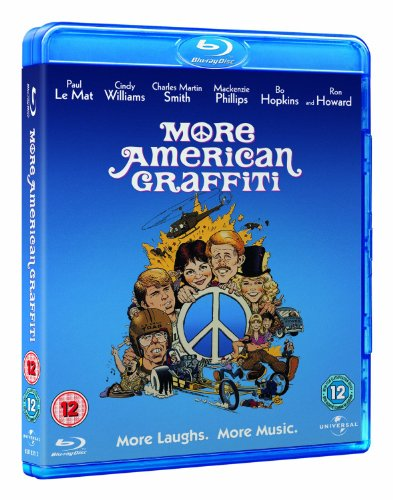 More American Graffiti [Blu-ray]
