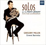 Solos for the Horn Player (Mason Jones Solos)