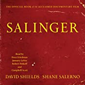 Salinger | [David Shields, Shane Salerno]