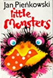 Little Monsters: Pop-up Book (Minipops) Jan Pienkowski