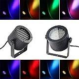 ANNT® 86 LEDs Bühnenlampe DMX Disco Lichteffekt RGB DJ Projektor Strahler Party