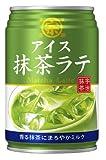 丸宗 アイス抹茶ラテ 缶 270g×24本