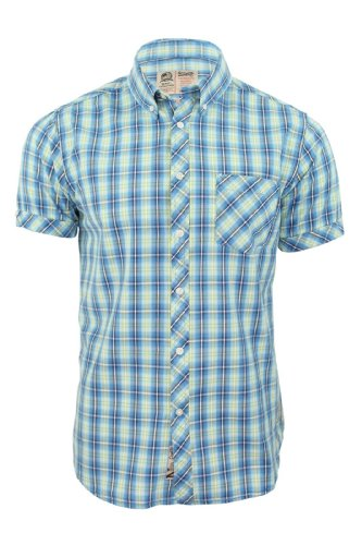 Nickelson -  Camicia Casual  - Uomo blu Large