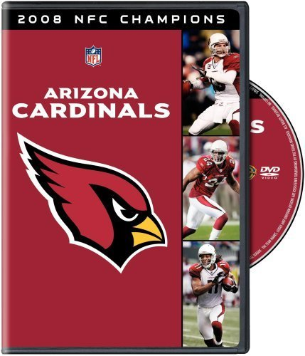NFL: Arizona Cardinals - 2008 NFC Champions by NFL (Nfc Champions Dvd compare prices)