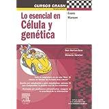 Lo esencial en célula y genética + StudentConsult en español (Cursos Crash)