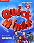 Quick Minds Level 2 Pupil's Book with...