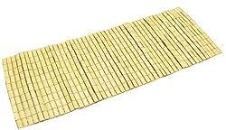 天然のひんやり竹シーツ 『快竹』 ナチュラル 43×120cm