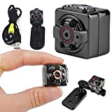 2 Modes HD 1080P, 720P Mini Hide DV Camera Spy Dice Shape Pic/Voice/Video IR Night Vision Home Security Motion Detector for Lawyers Journalists and Business men VA-6