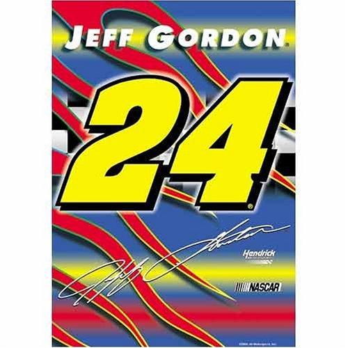 Jeff Gordon Two Sided Premium 28
